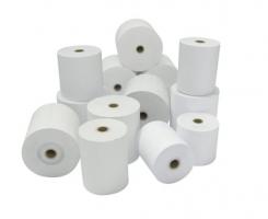 Receipt rolls plain paper
